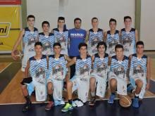 Plantel U15 de Independiente de Oliva