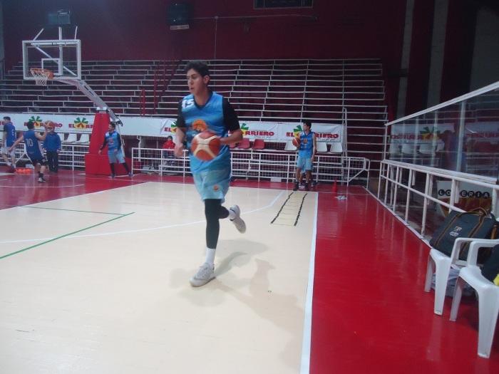 Foto: Prensa Villa Angela Basket