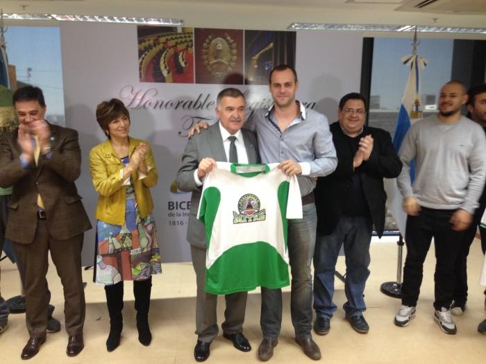 Foto: Prensa  - Club Asociación Mitre