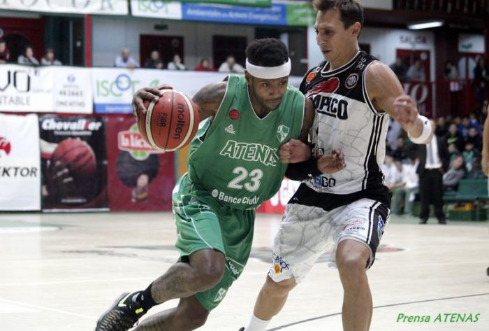 Walter Baxley de gran debut en Córdoba