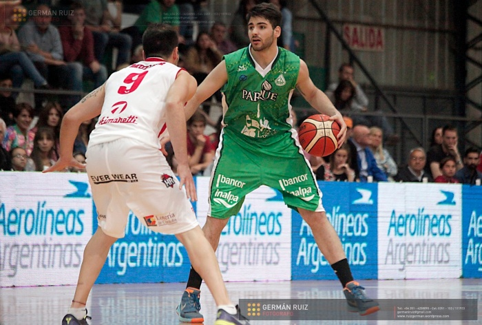 Gaston Marozzi - Foto: German Ruiz - Interbasquet