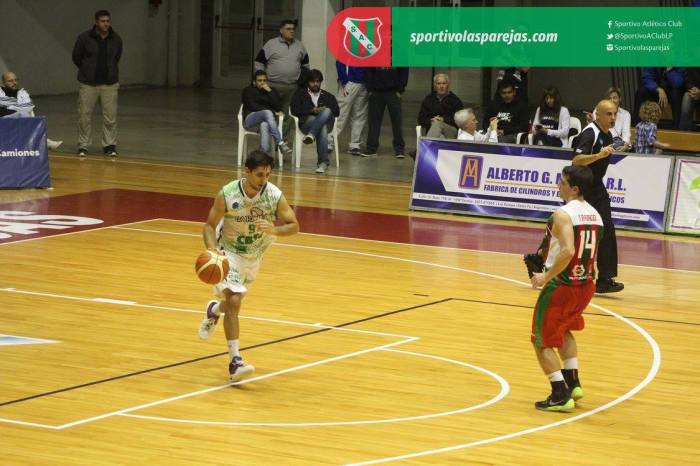 Foto: Gentilezas Prensa Sportivo Las Parejas