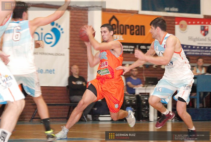 Foto: German Ruiz - Interbasquet