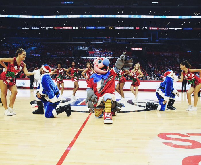 Foto: Los Angeles Clippers Spirits