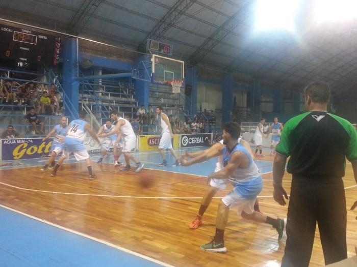 Foto: Prensa Nueve Basket